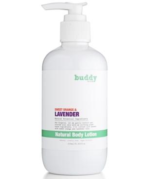 Buddy Scrub Sweet Orange  Lavender Natural Body Lotion 845 fl oz