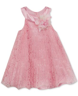 Pink dress for kids images