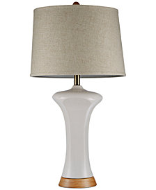 INK+IVY Carlisle Table Lamp