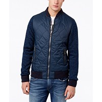 Superdry Storm Mountain Quilted Bomber Men's Jacket