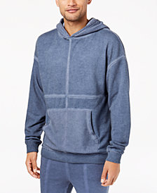 Jaywalker Men's Cross Seamed Hooded Sweatshirt