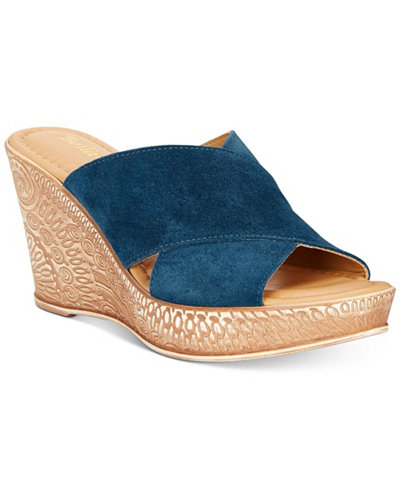 Bella Vita Edi-Italy Wedge Sandals