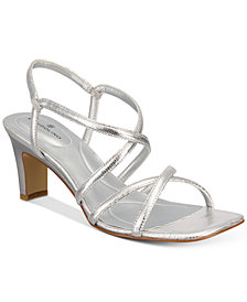 Bandolino Obex Slip-On Strappy Sandals