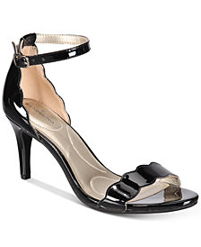 Bandolino Jeepa Dress Sandals, Created by Macy's