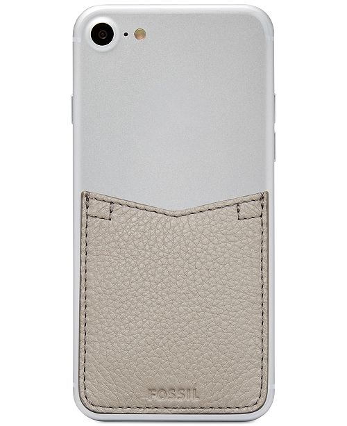 Fossil Phone Case Pocket Sticker