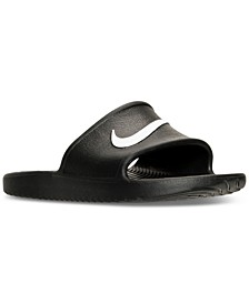 Men's Kawa Slide Sandals from Finish Line
