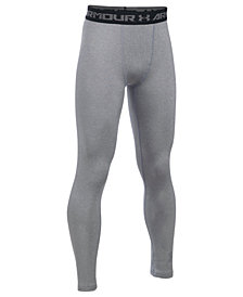 Under Armour Cold Gear Armour Leggings, Big Boys