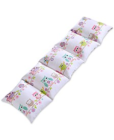"Wise Wendy 26"" x 100"" Caterpillow Long Pillowcase"