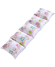 "Mi Zone Kids Wise Wendy 26"" x 100"" Caterpillow Long Pillowcase"