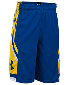 Under Armour Space The Floor Shorts, Big Boys