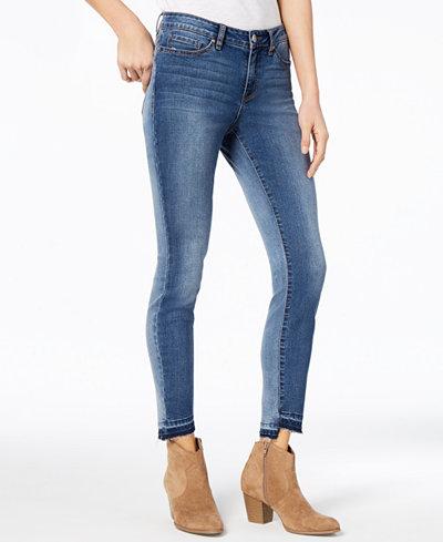 William Rast Skinny Ankle Jeans