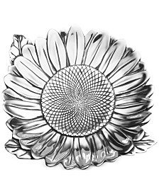 Wilton Armetale Sunflower Tray