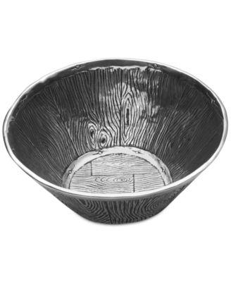 Wild Wood Bowl