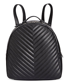 Steve Madden Josie Quilted Backpack