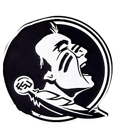 Florida State Seminoles Metal Auto Emblem