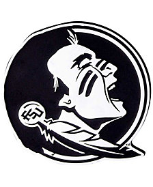 Stockdale Florida State Seminoles Metal Auto Emblem