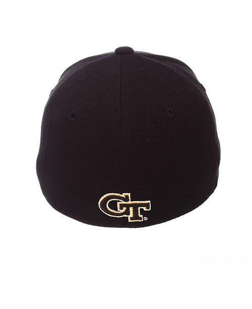 uk availability lower price with great prices new zealand georgia tech zephyr ncaa finisher stretch cap f2c19 8c202