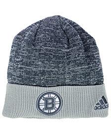adidas Boston Bruins Two Tone Knit Hat