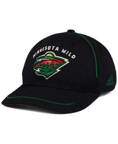 adidas Minnesota Wild Piper Adjustable Cap