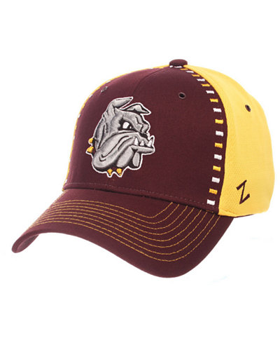 Zephyr Minnesota Duluth Bulldogs Pattern Pipe Stretch Cap