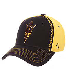 Zephyr Arizona State Sun Devils Pattern Pipe Stretch Cap