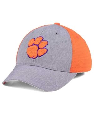 promo code bf46e 2690a Top of the World Clemson Tigers Faboo Stretch Cap