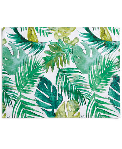 The Cellar Tropicalia Placemat, Created for Macy's.