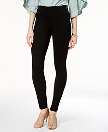 Style & Co Petite Ponté-Knit Leggings, Created for Macy's