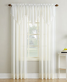 Amazing 918 Crushed Sheer Voile Window Collection