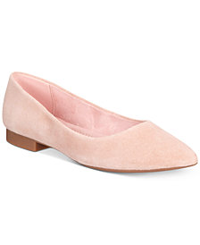 Bella Vita Vivien Pointed-Toe Flats