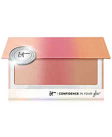 Confidence In Your Glow 3-in-1 blush, bronzer and highlighter