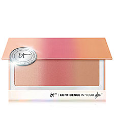 IT Cosmetics Confidence In Your Glow 3-in-1 blush, bronzer and highlighter