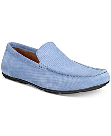 Alfani Men's Kendric Textured Drivers, Created for Macy's