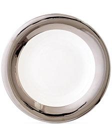 Darbie Angell  Monaco Platinum Round Platter