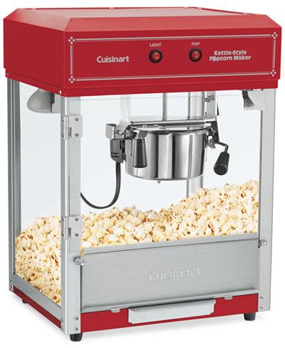 Cuisinart CPM-2500 Kettle-Style Popcorn Maker