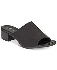 Bandolino Evelia Slip-On Sandals