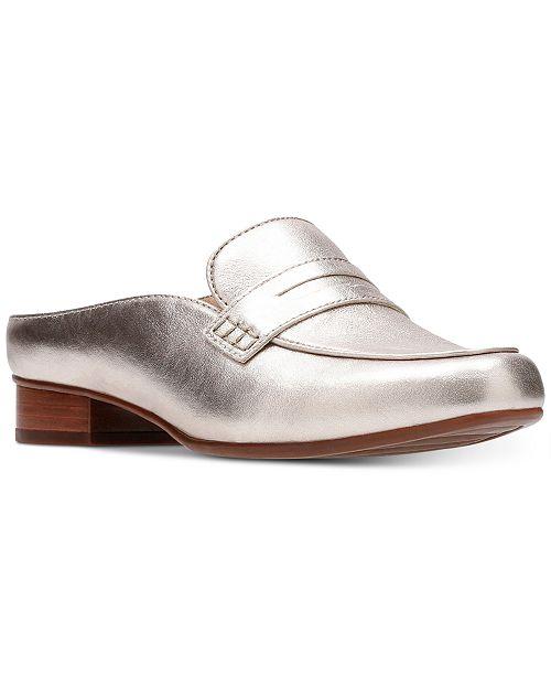 Clarks Artisan Women's Keesha Donna Mules Women's Shoes mq2XT1