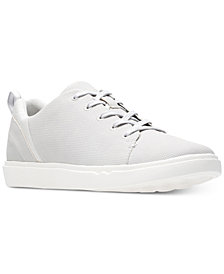 Clarks Collection Women's Step Verve Lo Cloudsteppers Sneakers