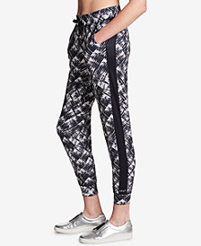 DKNY Sport Printed Jogger Pants