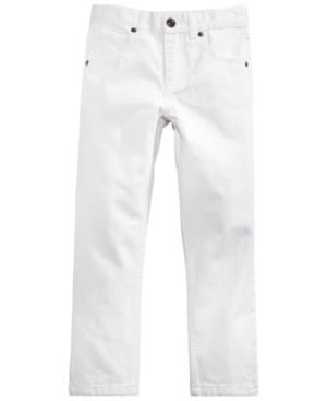 Epic Threads White Denim Jeans Little Boys (47) Created for Macys