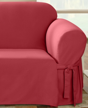 Sure Fit Duck Sofa Slipcover...