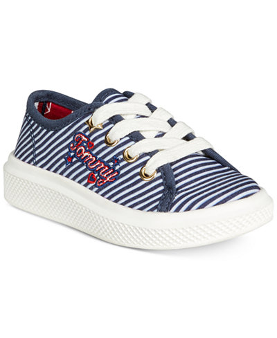 Tommy Hilfiger Glam Bonnie-T Sneakers, Toddler Girls