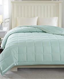 Madison Park Windom Full/Queen Down Alternative Blanket, Microfiber with 3M Scotchgard moisture management treatment