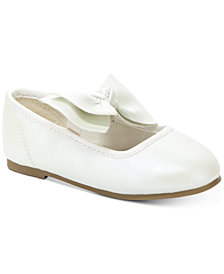 Carter's Anora Bow Flats, Toddler & Little Girls (4.5-3)
