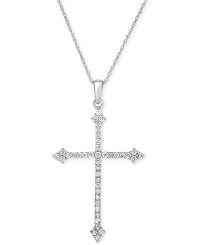 Diamond Cross 18