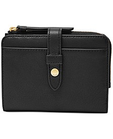 Fiona Leather Multifunction Wallet