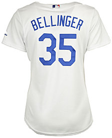 Majestic Women's Cody Bellinger Los Angeles Dodgers Cool Base Player Replica Jersey