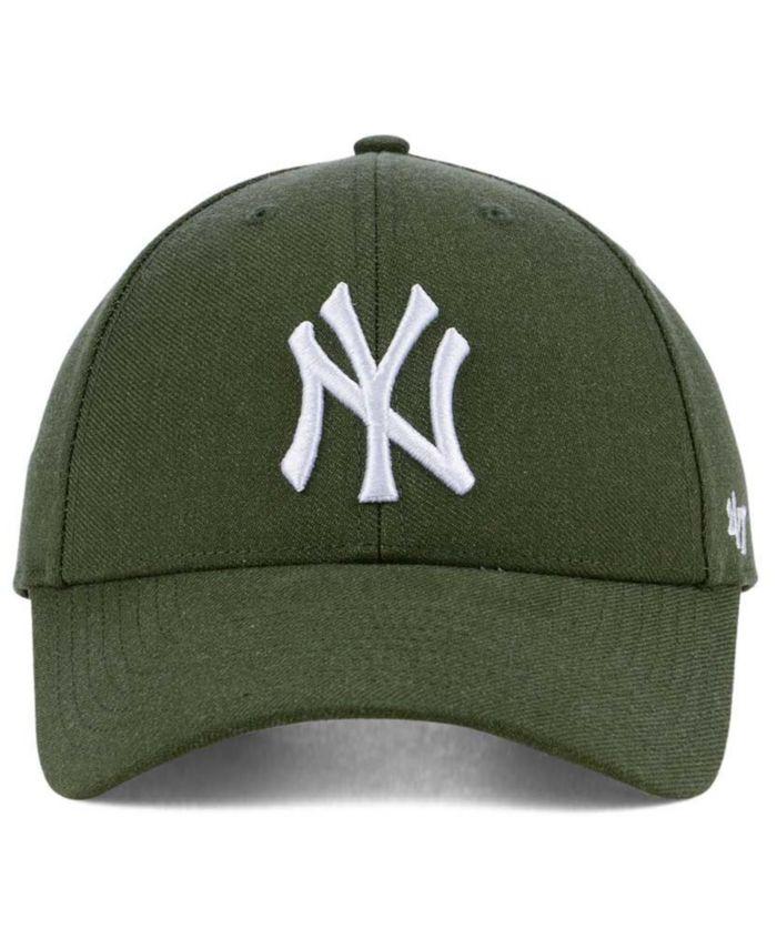 '47 Brand New York Yankees MVP Cap & Reviews - Sports Fan Shop By Lids - Men - Macy's