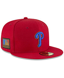 New Era Philadelphia Phillies Ultimate Patch Collection 125th Anniversary 59FIFTY Fitted Cap