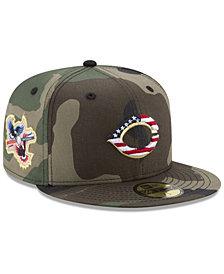 New Era Cincinnati Reds Classic Veteran 59FIFTY Fitted Cap